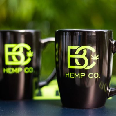 BC Hemp Coffee Cup