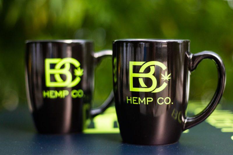 BC Hemp Coffee Cup