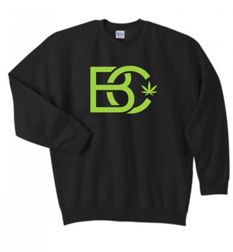 BC Hemp Crew Neck Sweatshirt